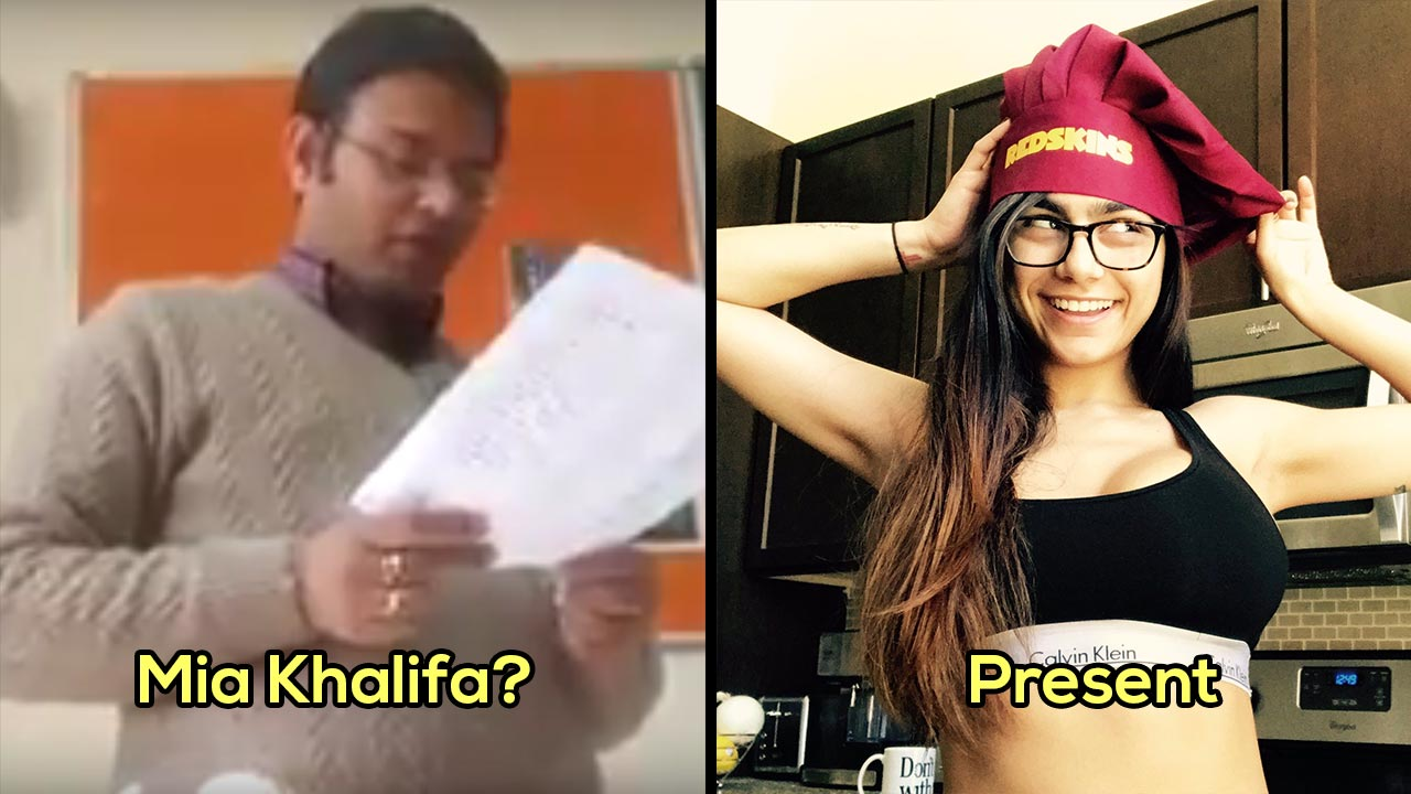Students Prank Teacher To Call Out Mia Khalifa's Name ...