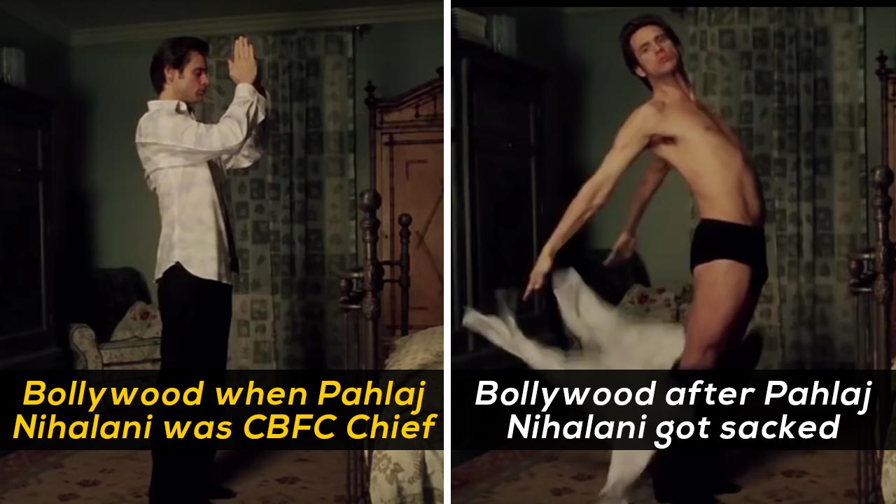 Pahlaj Nihalani's Removal Is Twitter's Reason To Rejoice And They've Hilarious Reactions!