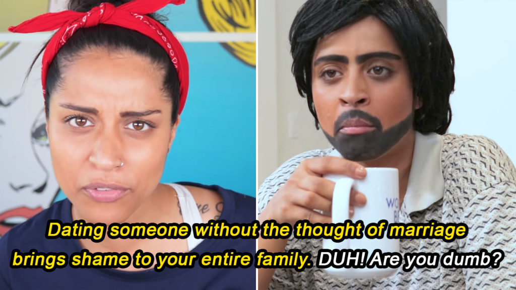 Lilly Singh Explains How Our Parents Don't Get Dating And Boy, The ...