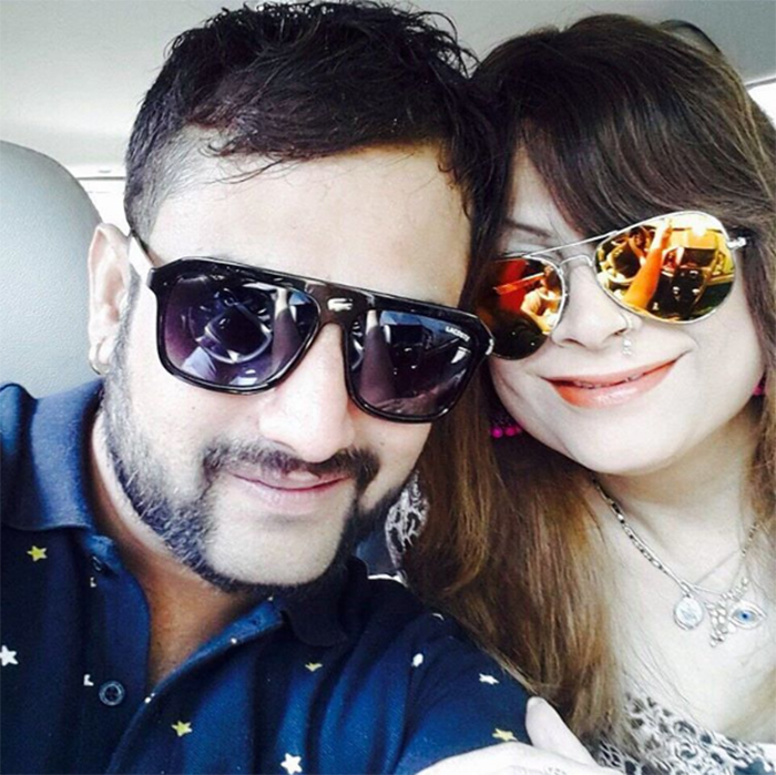 Bobby Darling files FIR against husband for domestic abuse and dowry harassment