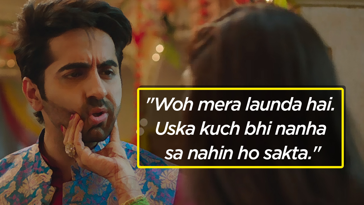 10 Hilarious Dialogues From 'Shubh Mangal Saavdhan' That'll Get Your Mood Right UP!