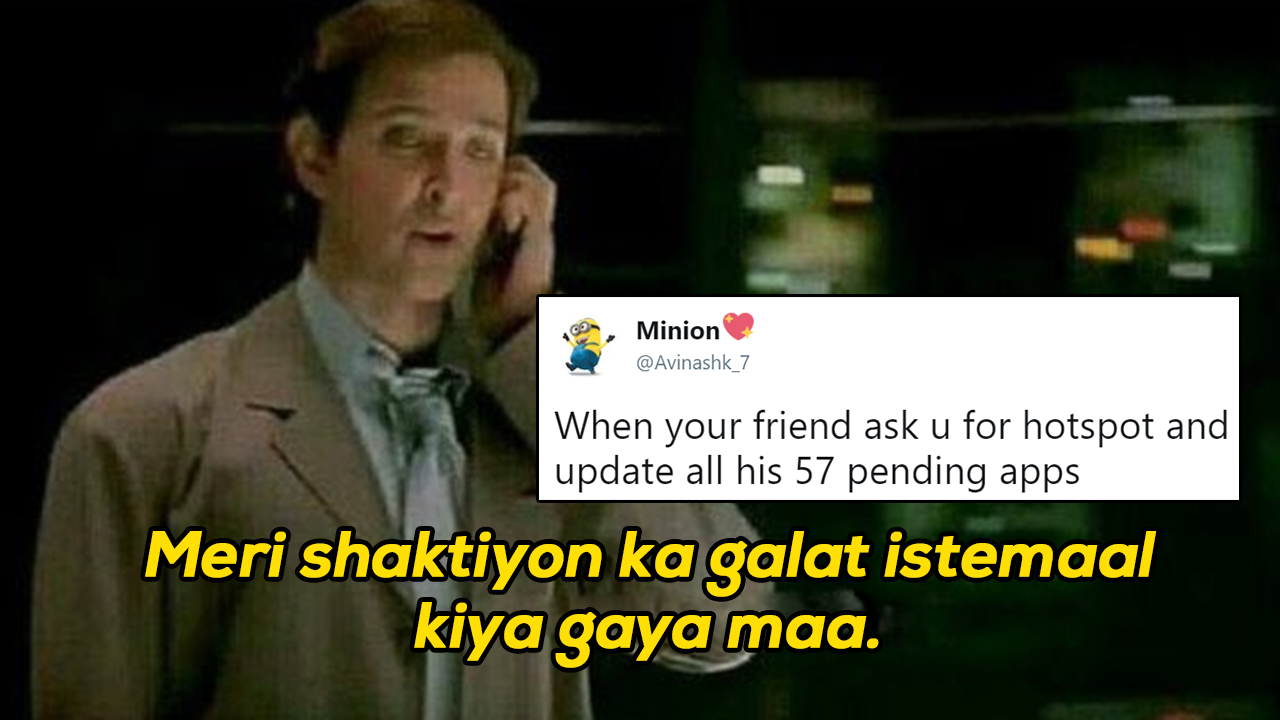 Twittter Has Gone All Out With This Hrithik Roshan Meme And Funny Doesn't Even Cut It!