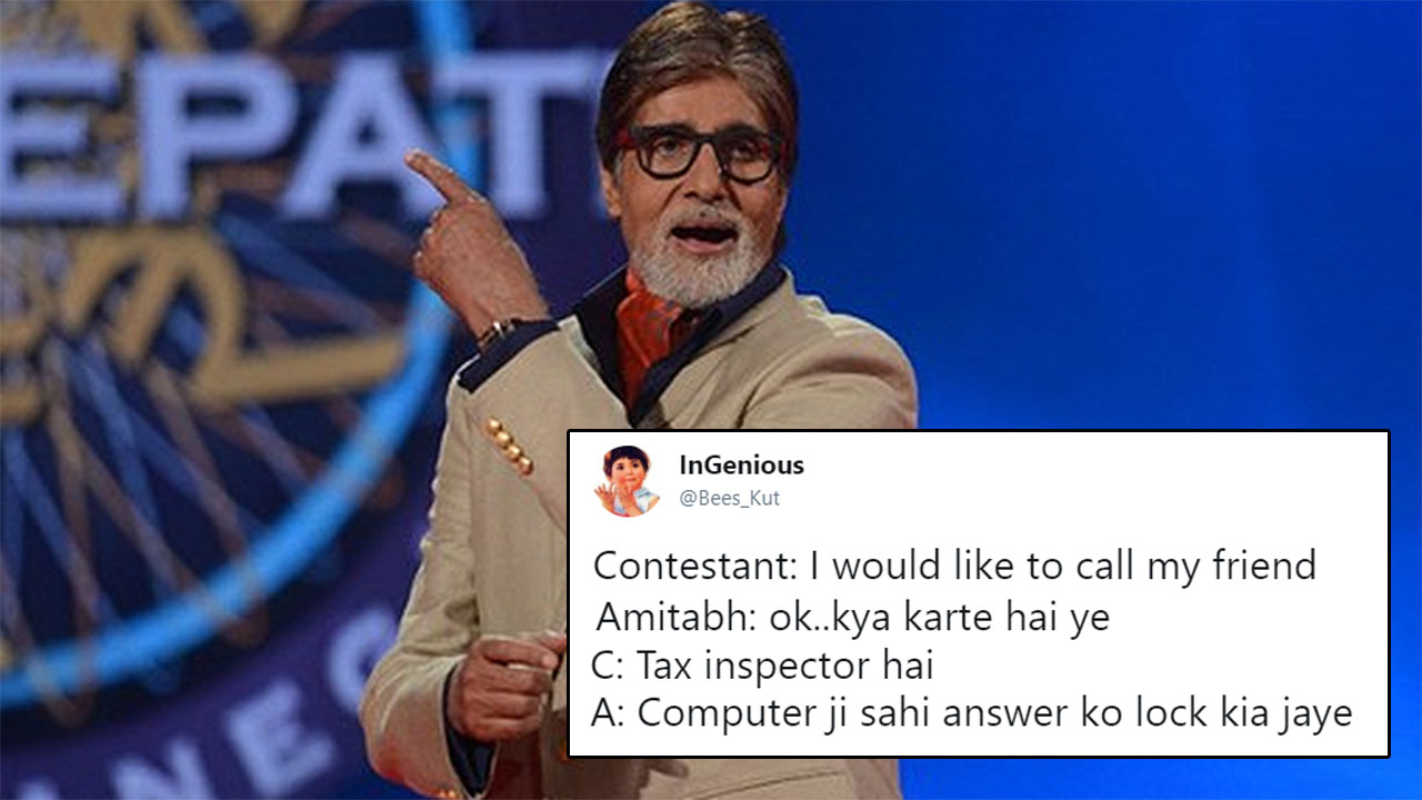 KBC 9 Has Inspired The Internet And These Jokes Are Totally 'Lock
