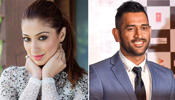 Julie 2 actress Raai Laxmi says I Don't Know MS Dhoni
