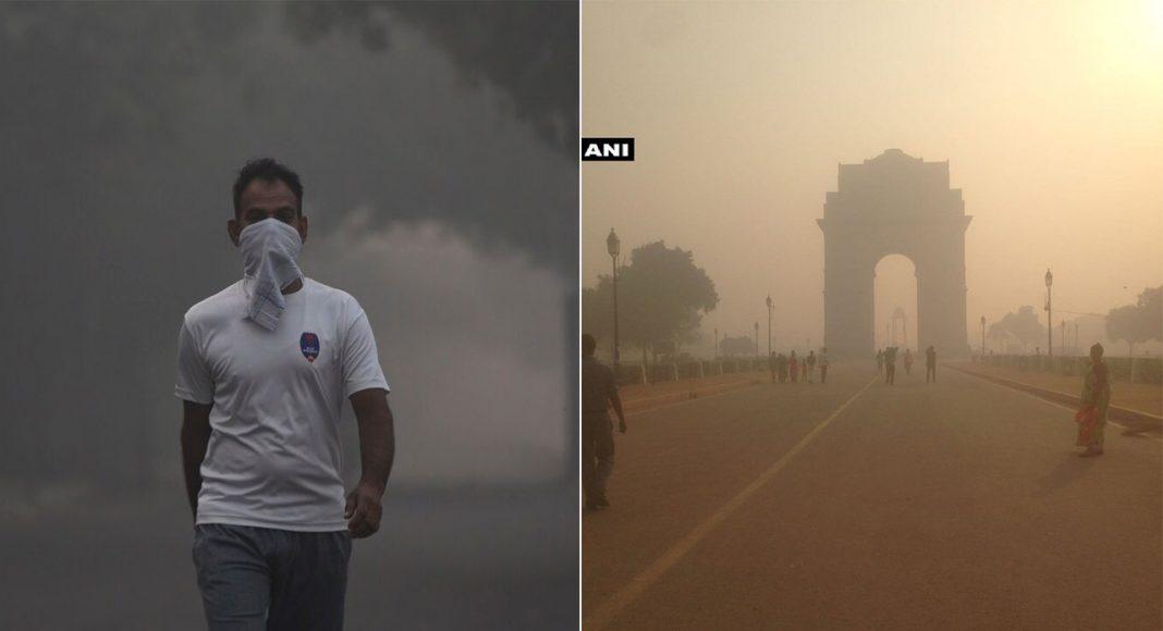Delhi-Smog-Diwali