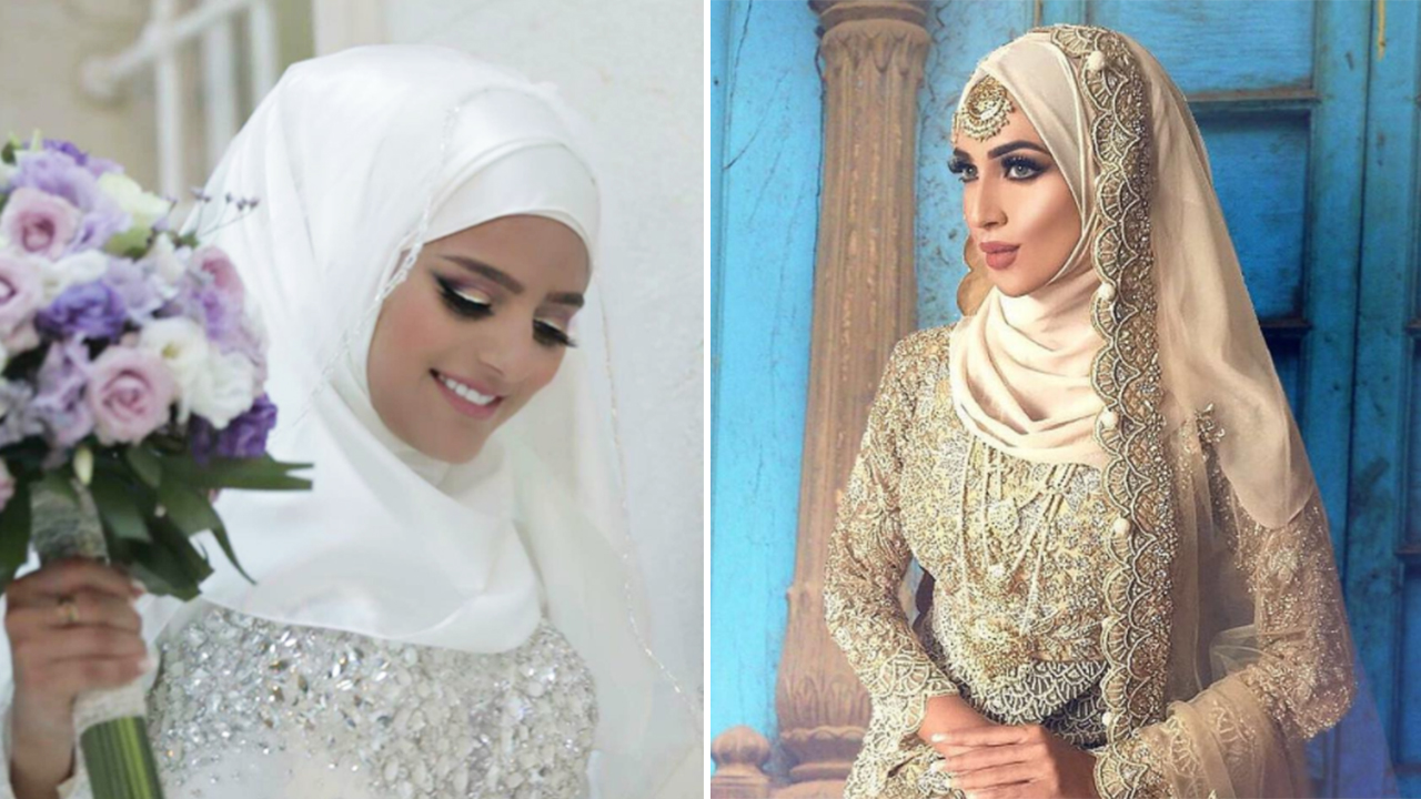Hijabi Brides Look So Ethereal On Their Wedding Day And These Pics ...