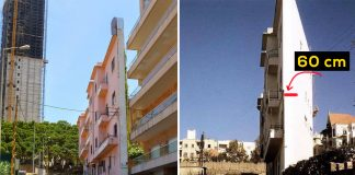 Lebanon'sThinnest-Building-Spite