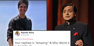 Shashi-Tharoor-Nephew-Despacito