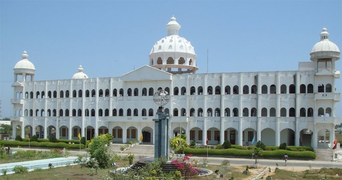 Chennai: Sathyabama University Declares Holidays After Students Went On Rampage