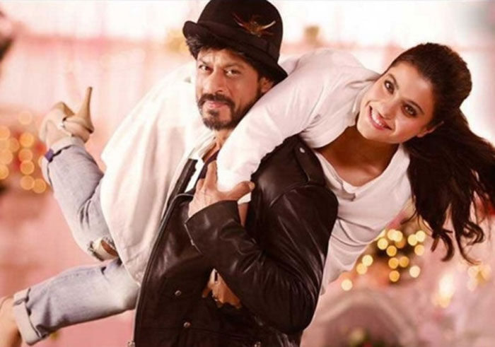 Image result for SRK & Kajol