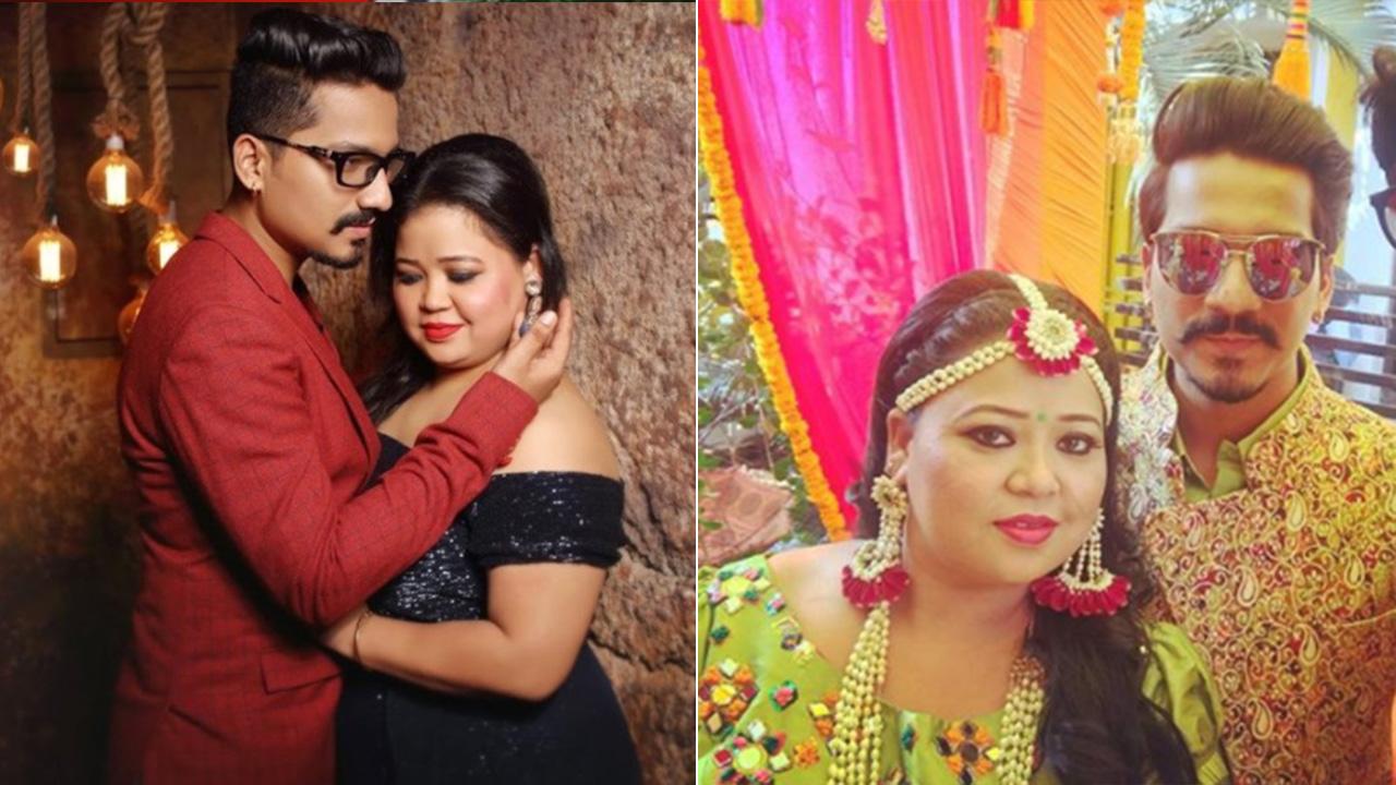 Is  Bharti Fun What Full Comedian On Pre-Wedding Singh