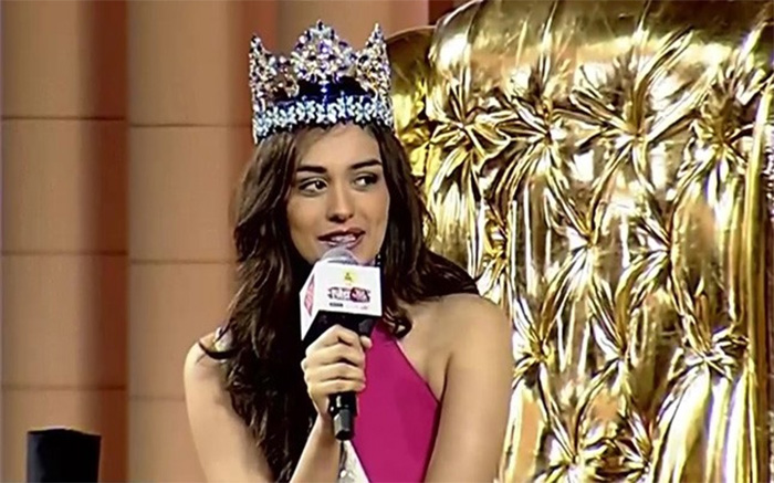 Manushi Chillar asks Virat Kohli a brilliant question!
