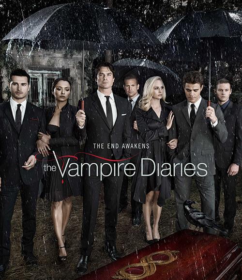 Amazon Prime Vampire Diaries