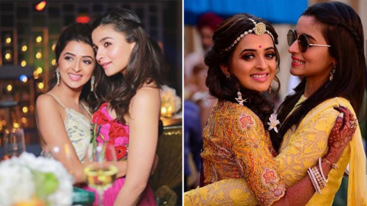 Alia Bhatt Is The Bridesmaid Of Your Dreams At Her Bffs Wedding And