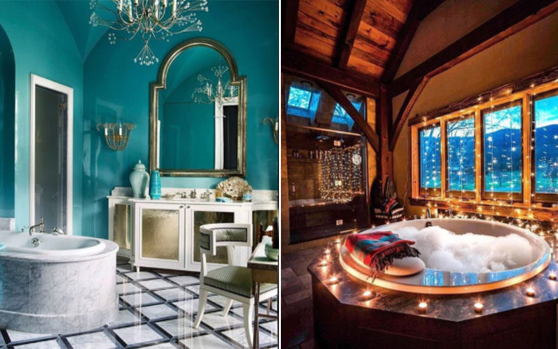 These Bathrooms Are So Posh And Gorgeous That It Ll Make You Guilty Of Pooping In Them