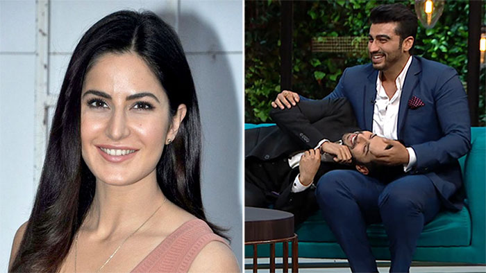 Katrina Kaif on Ali Abbas Zafar's mind for Salman Khan's 'Bharat'