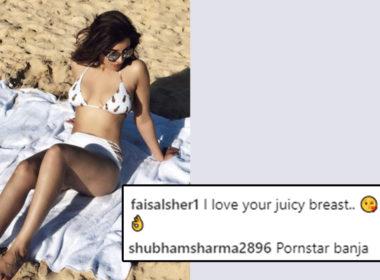 Shama-Sikander-Trolls-Reply