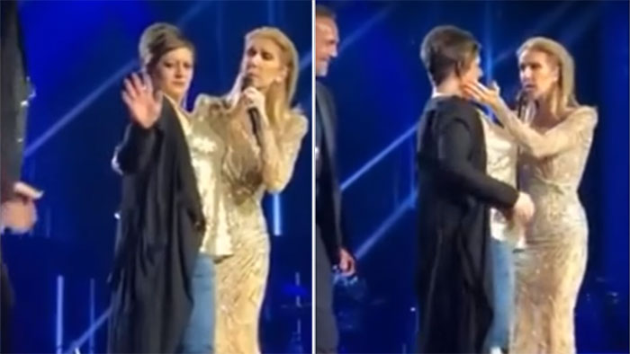 Celine Dion cancels another concert as she battles throat inflammation