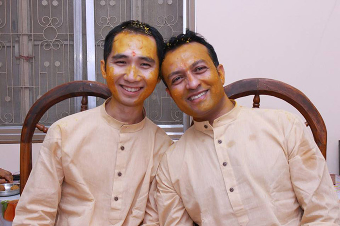 Based Indian Engineer Marries Gay Partner In Maharashtra
