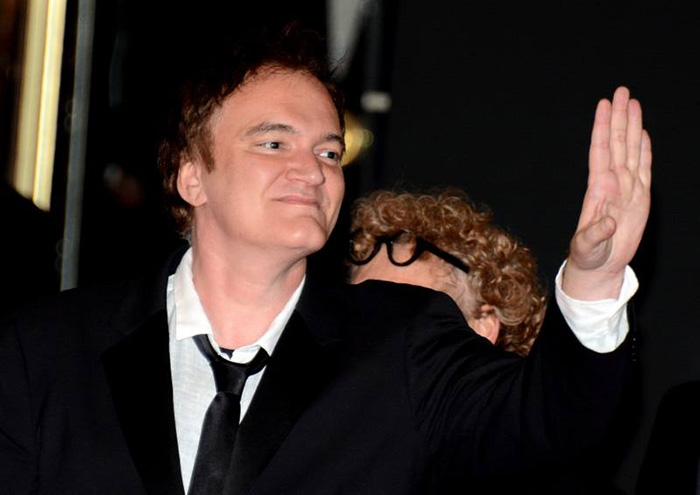 Quentin Tarantino blasted by Roman Polanski rape victim
