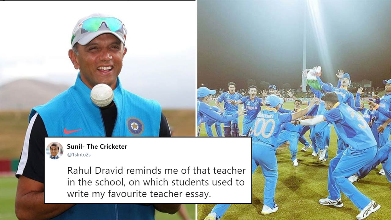 essay on my favourite cricketer rahul dravid