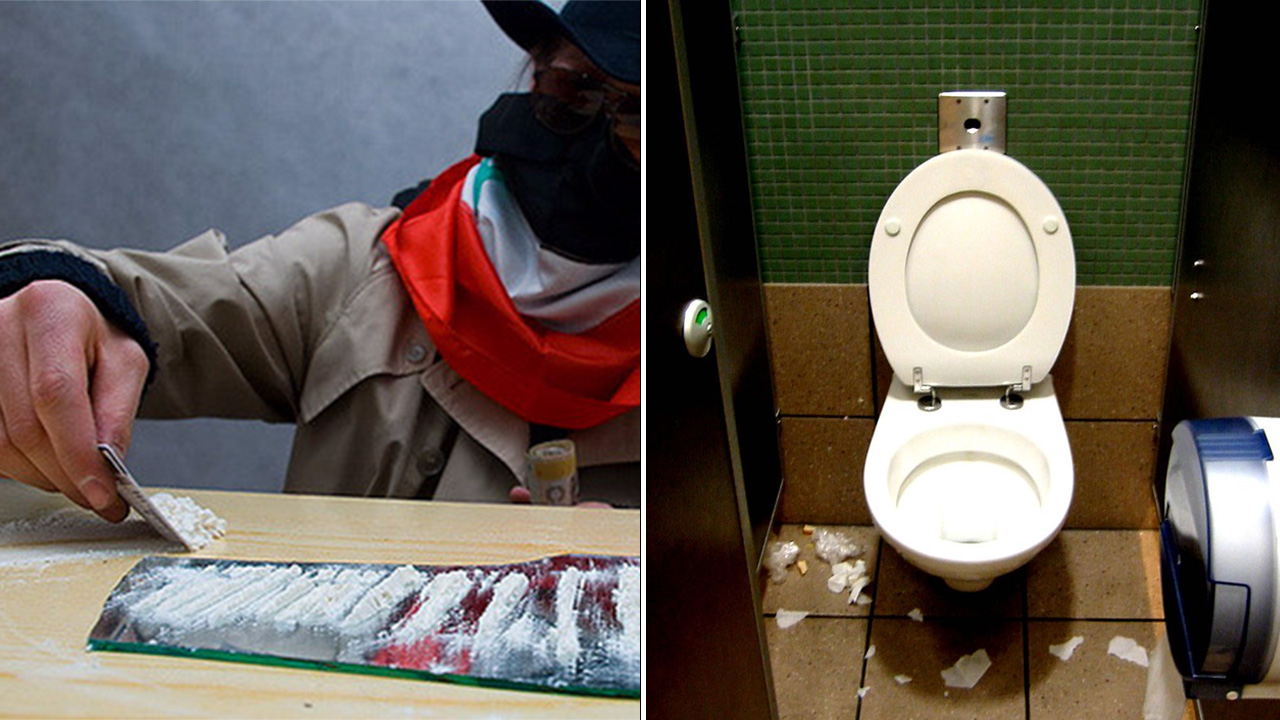 At Home Drug Test >> Alleged Drug Dealer Swallows Drugs When Caught, Spends 34 Days Without Pooping