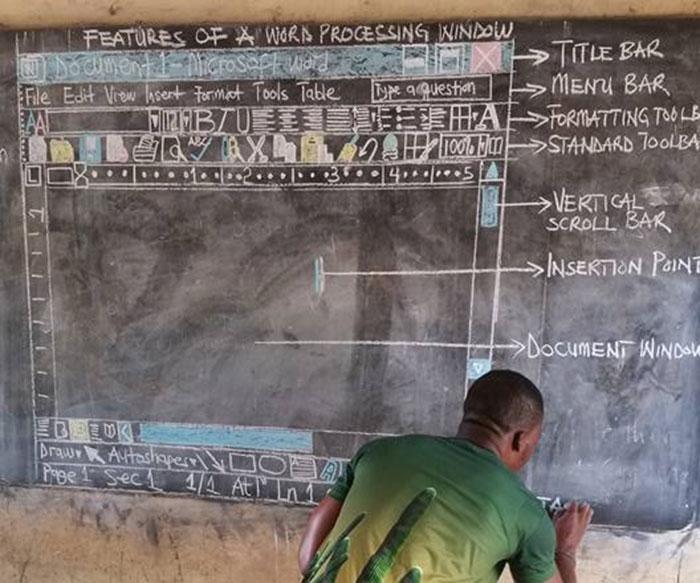 Ghana Teacher