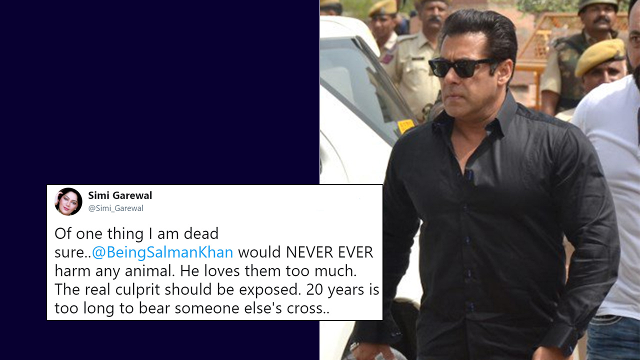 B-Town Celebs Have A Mixed Reaction To Salman Khan Being