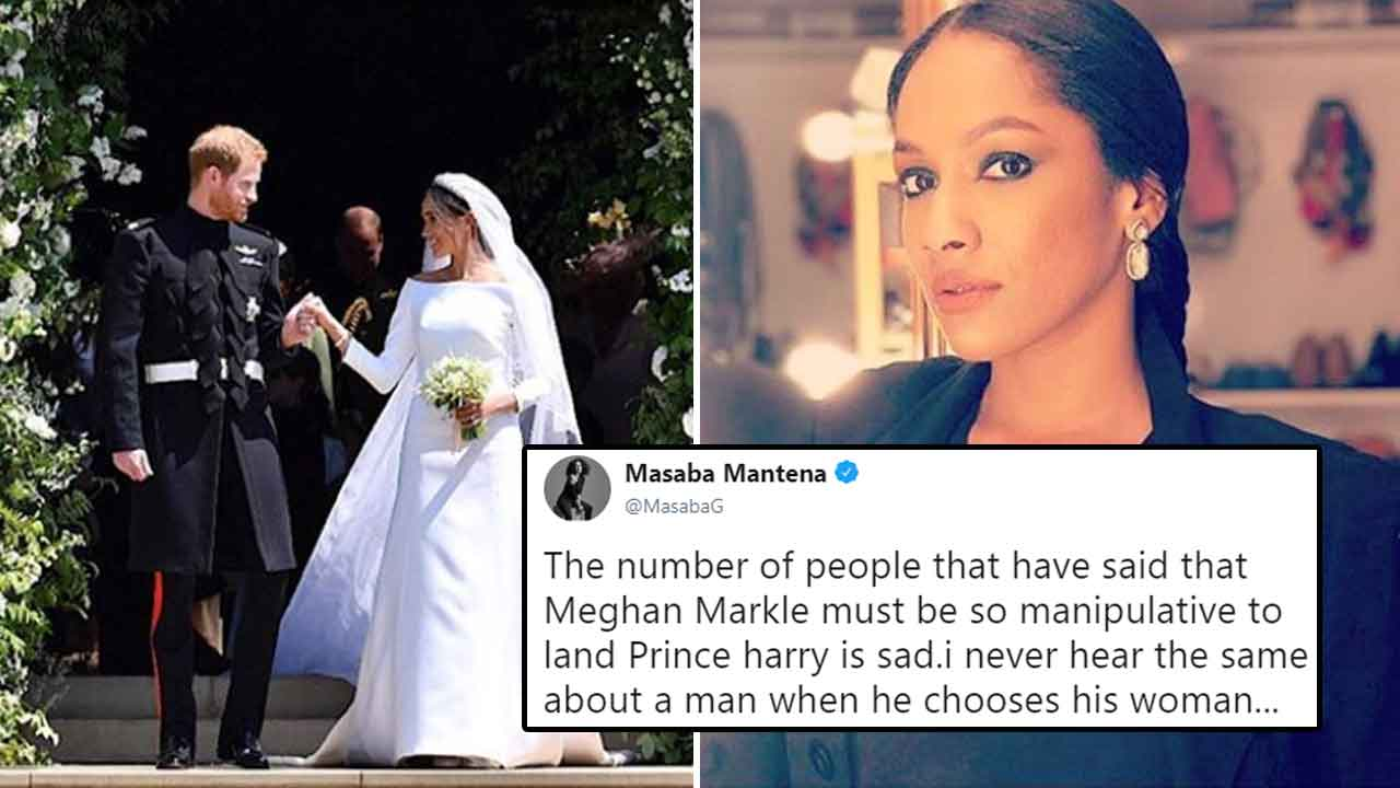 """Give Love A Chance"", Says Masaba Gupta Against Netizens Calling Meghan Markle A Gold Digger"