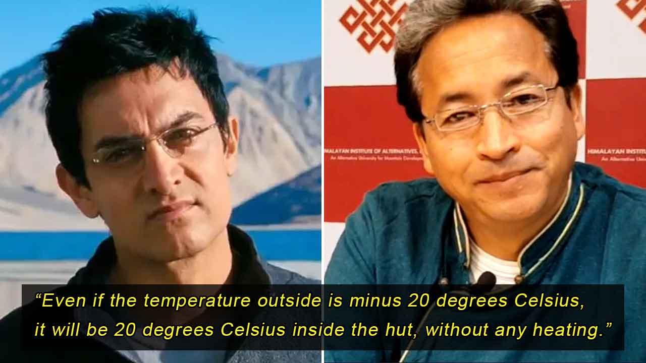 Real Life Phunsukh Wangdu To Help The Army Keep Our Soldiers Warm In Sub Zero Climate