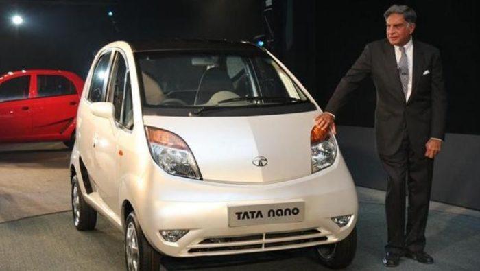 Tata Reportedly Pulls The Plug On Nano