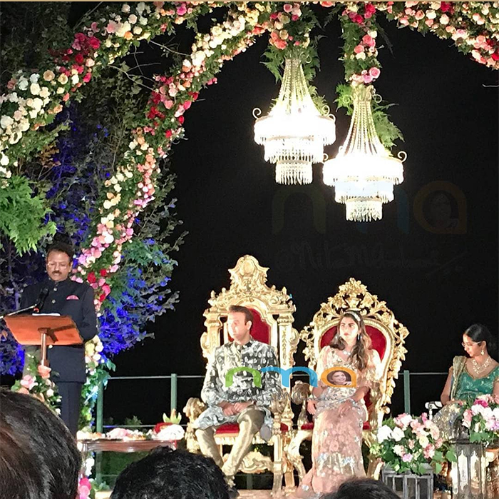 Stars dazzle at Isha-Anand's engagement bash in Italy
