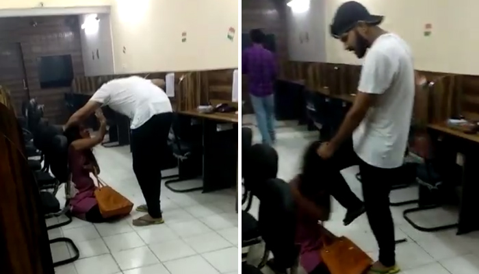 Delhi Cop's Son Arrested For Thrashing Girl In Viral Video
