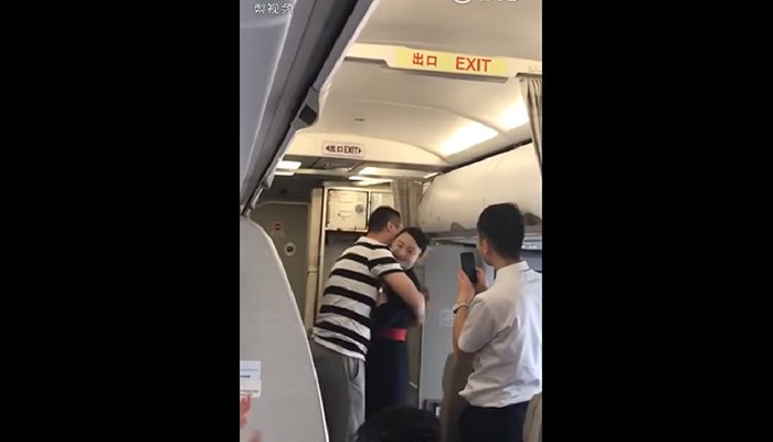 Chinese flight attendant fired after accepting mid-air marriage proposal