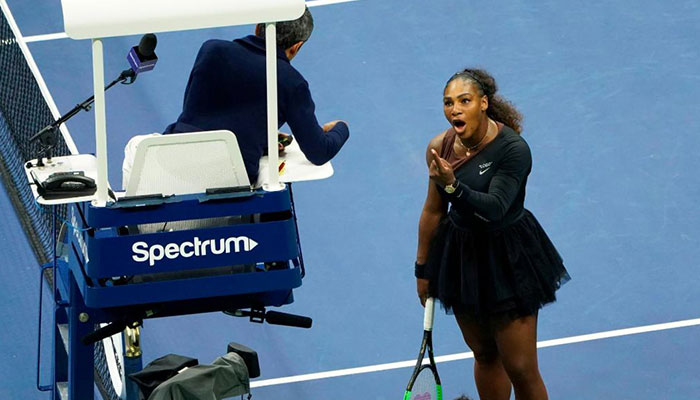 JK Rowling slams 'Sexist' cartoon of Serena Williams