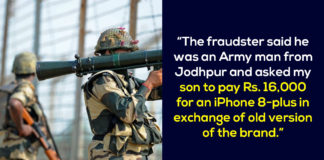 People Are Getting Duped By Fake 'Indian Soldiers' On OLX Selling Second-Hand iPhones