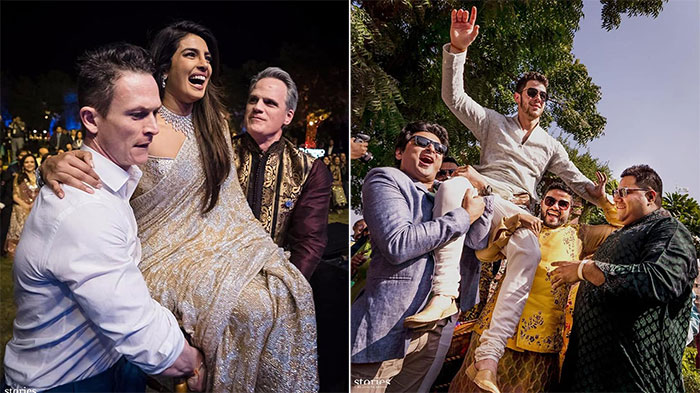 Priyanka Chopra Gets Emotional Over Nick's Speech During Wedding