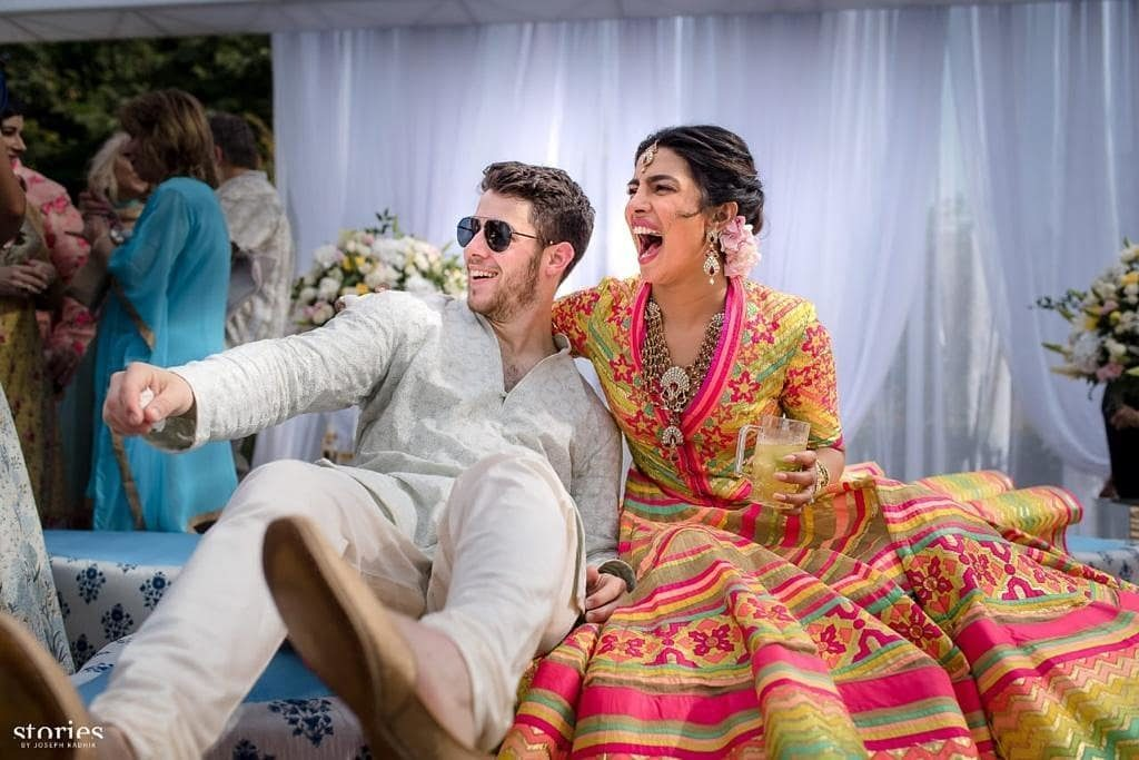 Parineeti Chopra rejoices cousin Priyankas wedding with Nick Jonas