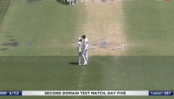 Tim Paine & Virat Kohli Got Into A Full-On Argy-Bargy At The Perth Test