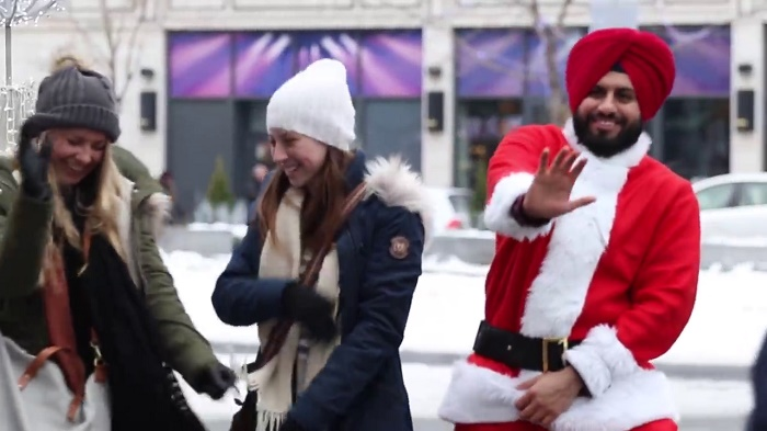 Girl Still Believes in Santa Claus After Talking to Donald Trump