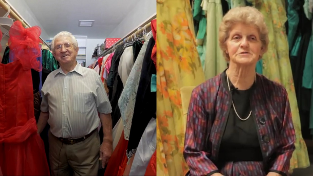 Man Buys 55 000 Dresses For His Wife Because Why Wear A