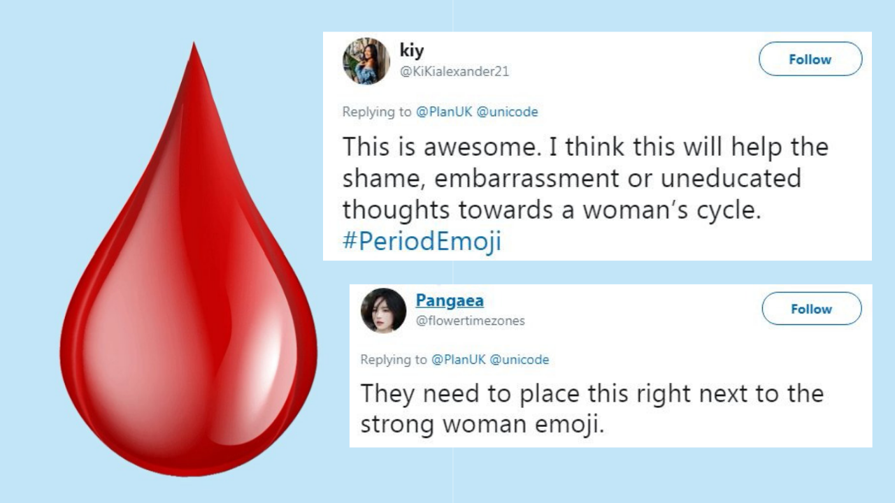 the new  u0026 39 period emoji u0026 39  is here to challenge menstrual taboos