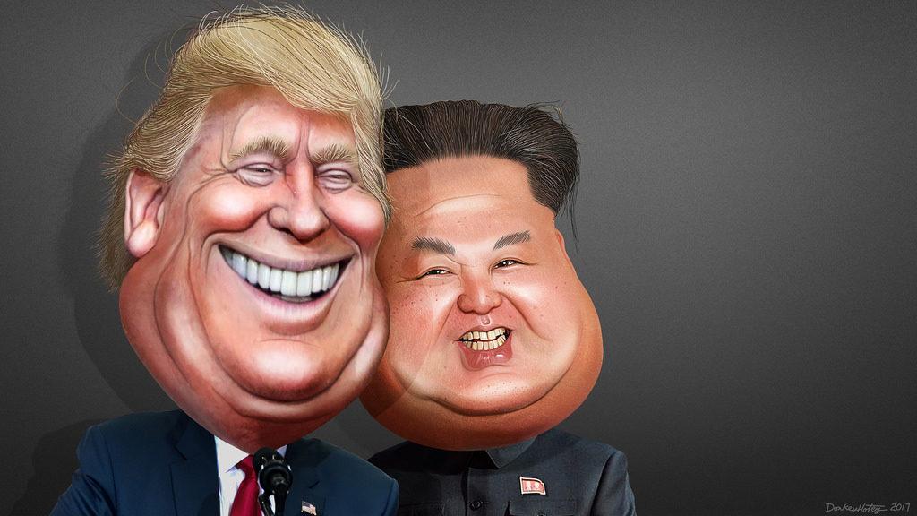 Kim Jong-Un Fires His Photographer For Blocking His Neck