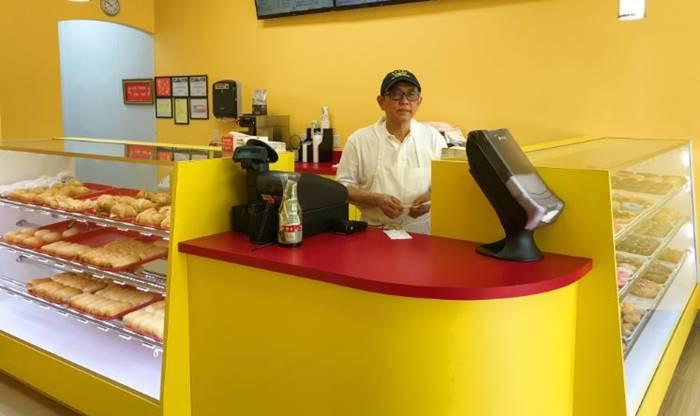 Texas son's 'sad' tweet boosts business for dad's new doughnut shop