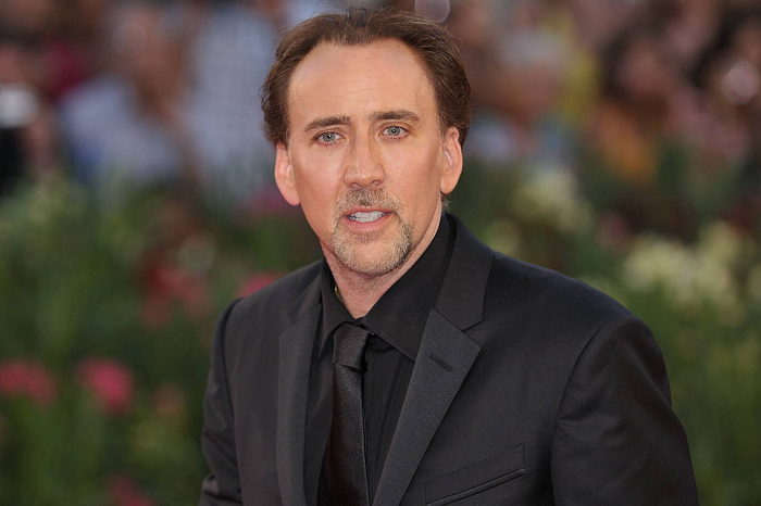 USA  actor Nicolas Cage files for annulment four days after his wedding