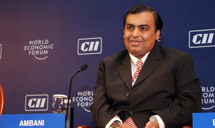 Mukesh Ambani Is At #13 On Forbes' List Of Billionaires