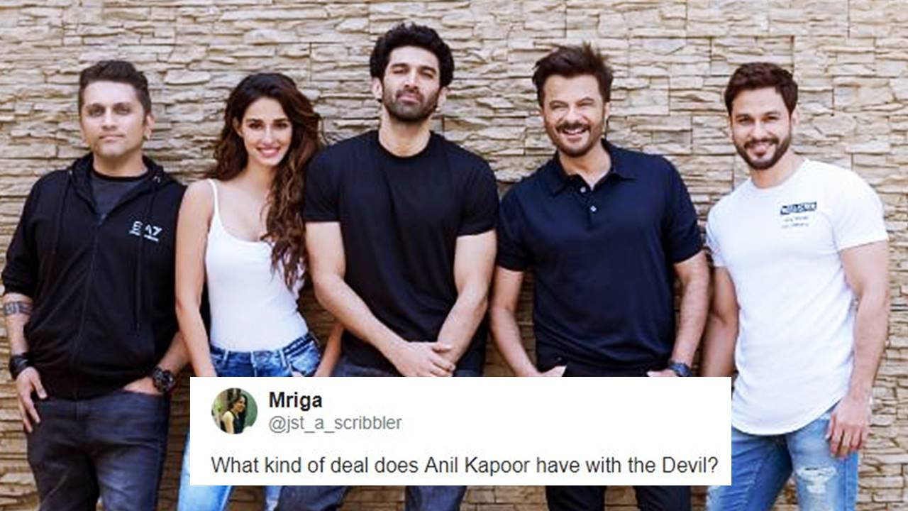 Anil Kapoor Looks Younger Than His Malang Co Stars In Latest Picture