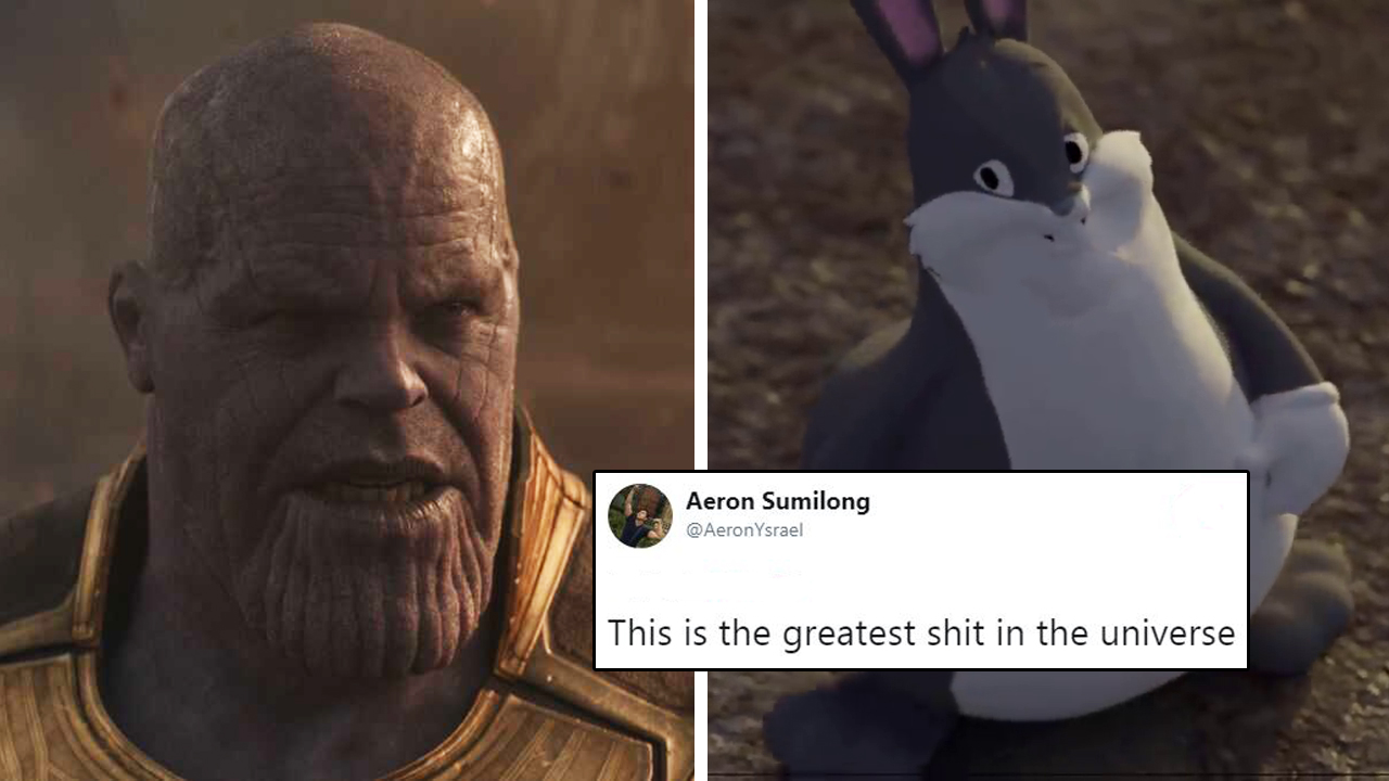 Spoof Video Has Thanos Fighting Against A Superpowered Bunny