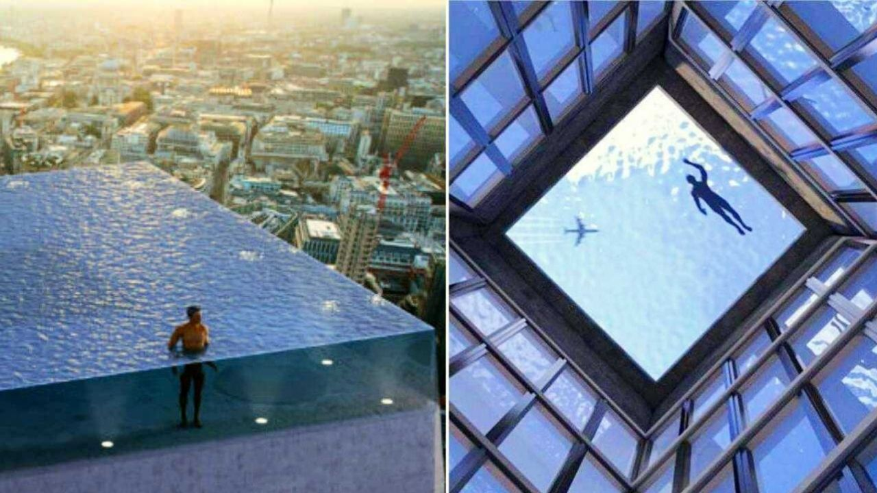 People Have Questions About London S 360 Degree Infinity Pool