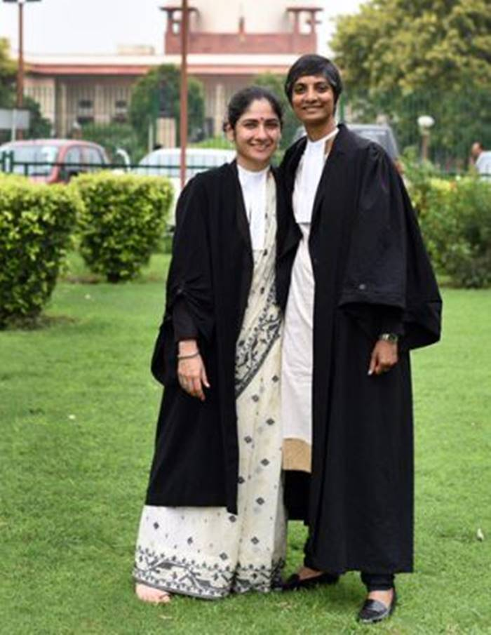 Section 377 Lawyers Arundahti & Menaka Come Out As Gay Couple!